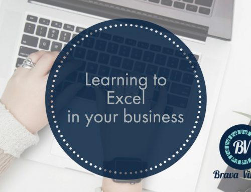 Learning to Excel in your business