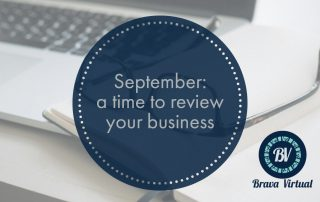 review your business