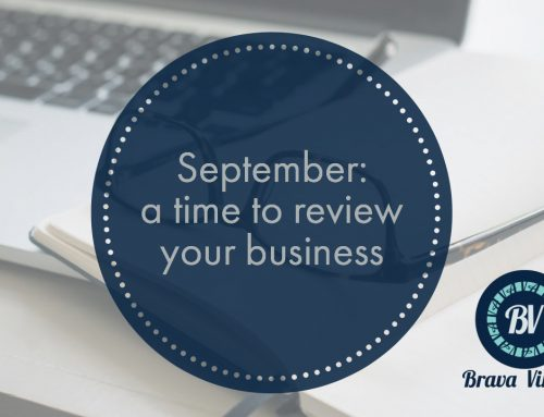September: a time to review your business