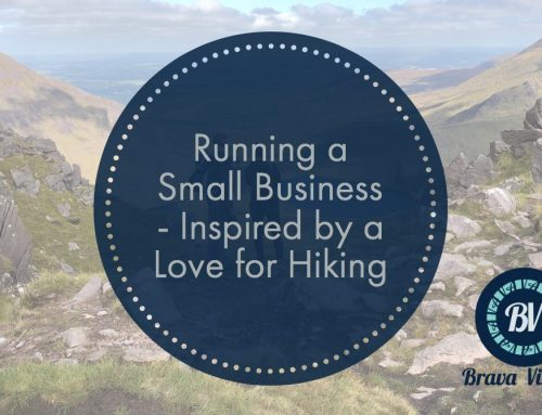 Running a Small Business – Inspired by a Love for Hiking